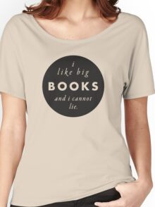 Big Books Love Women's Relaxed Fit T-Shirt