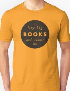 Big Books Love Unisex T-Shirt