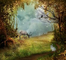 Songs from the wood by MarieG