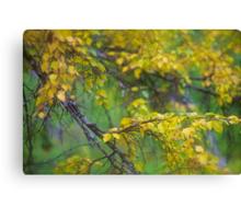 Dreamy Photo . 7 ★★★★★ .  ####  Painting by earlyeau ! autumn  ####.  Norway. 2011. « Arrête-toi, tu es si b»  . Views: 749 . Featured Avant - Garde Art. Canvas Print