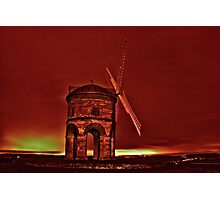 Chesterton in the dead of night HDR Photographic Print