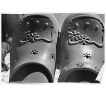 The Hello Kitty Crocs  Poster