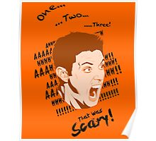 Dean Ghost sickness Poster