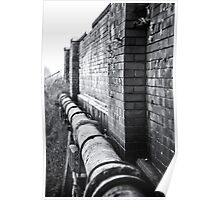 Pipe View Poster