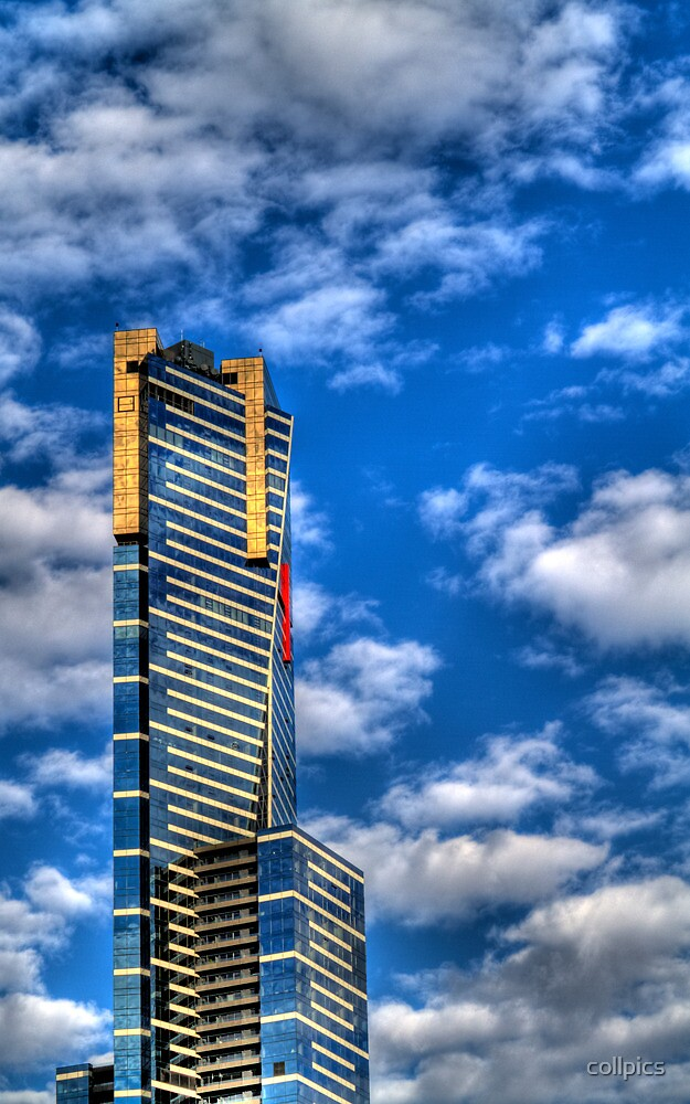 Eureka tower by collpics