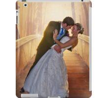 Wedding Bride and Groom iPad Case/Skin