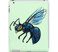 Blue Bee iPad Case/Skin