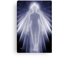 Healing Energy Canvas Print