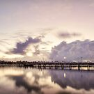 Bay of Reflections - Canada Bay, NSW by Malcolm Katon