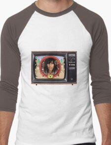 Santi TV Men's Baseball ¾ T-Shirt