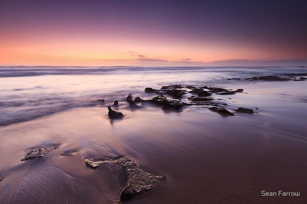 Back Beach Evenings - Rye, Victoria, Australia by Sean Farrow