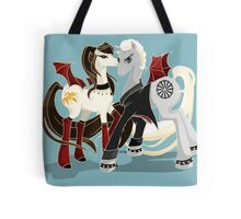 My little Vampires: Drusilla and Spike Tote Bag