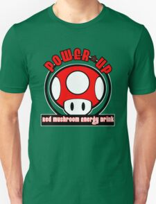 Power-Up Energy Drink 2 T-Shirt