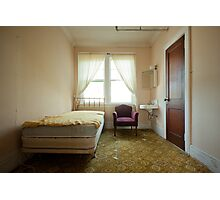 Stains by your bedside  Photographic Print