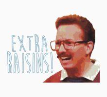 Gary: Extra Raisins One Piece - Short Sleeve
