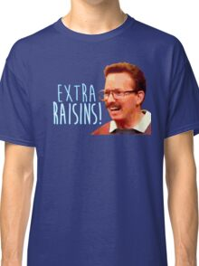 Gary: Extra Raisins Classic T-Shirt