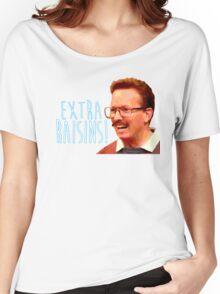 Gary: Extra Raisins Women's Relaxed Fit T-Shirt