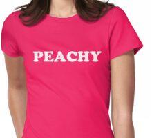 Peachy (white) T-Shirt
