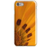 Gazania Macro Details iPhone Case/Skin