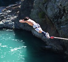 Bungy - Shotover River NZ by brendanscully