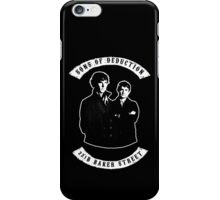 Sons of Deduction iPhone Case/Skin