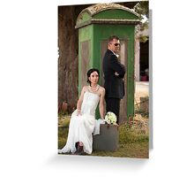 Narelle & Bryce Greeting Card