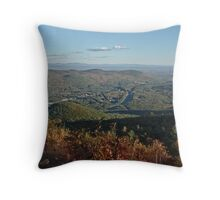 Lake George Throw Pillow