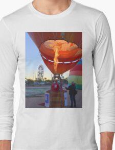 Hot Air Balloon Long Sleeve T-Shirt