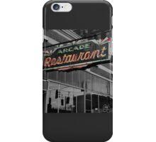 Arcade Restaurant iPhone Case/Skin