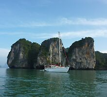 THE HONGS THAILAND ON RED BOOMER II by springs