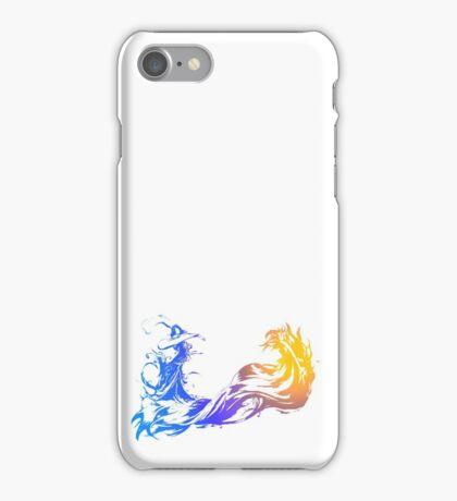 Final Fantasy 10 logo X iPhone Case/Skin