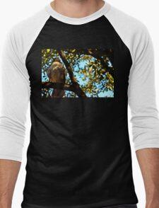 Bird of Prey Men's Baseball ¾ T-Shirt