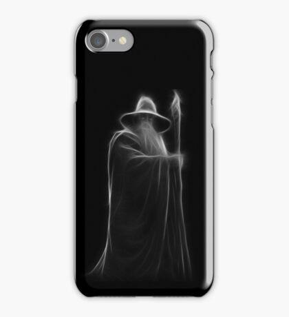 Neon Wizard iPhone Case/Skin