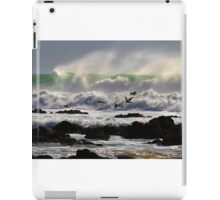 Oystercatchers III iPad Case/Skin