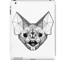 Geometry Bat iPad Case/Skin