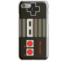 Nintendo Controller iPhone Case/Skin