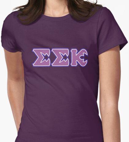 Pledge Slugma Slugma Kappa Womens Fitted T-Shirt