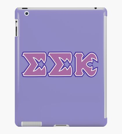 Pledge Slugma Slugma Kappa iPad Case/Skin