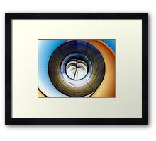 A Wordless Conundrum Framed Print