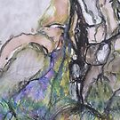 Abstract Nature 3 by Anthea  Slade