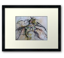 Abstract Nature 4  Framed Print