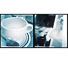 confessions of a diner whore Photographic Print