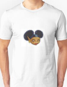 KINFfolkes-AFRO PUFF fairy T-Shirt