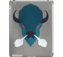 Buffalo by Wylee Sanderson iPad Case/Skin