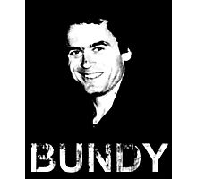 Ted Bundy Photographic Print