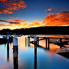 Balmoral Sunrise by Arfan Habib