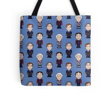 Repeating Cabin Pressure Tote Bag