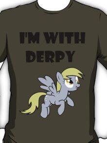 MLP I'm with derpy (my little pony brony art) T-Shirt