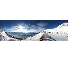 Innsbruck Alps Photographic Print