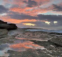 Clovelly Sunrise by Ian Berry